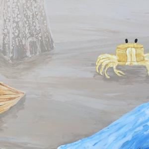 """Crabby Walk"""